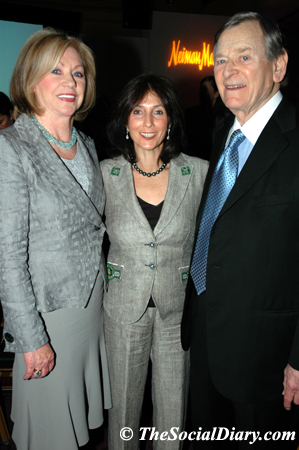 joyce and ed glazer with guest